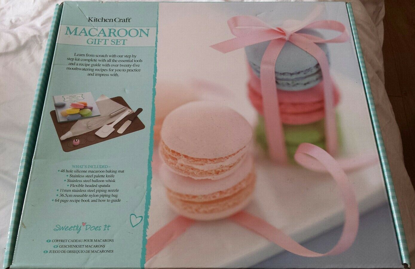 Kitchen Craft: Macaroon Gift Set