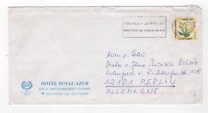1997-Cubierta-de-correo-aereo-de-Tunez-Hammamet-a-Berlin-Alemania-Hotel-Royal-Azur