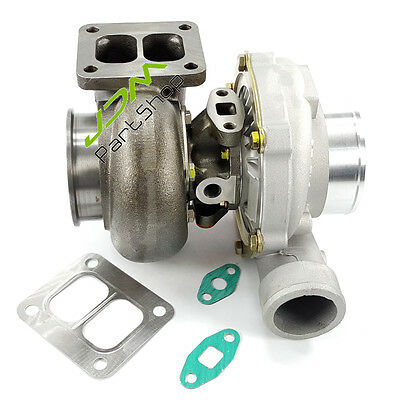GT45R GT45 turbo A/R .70 A/R .84 T4 water cold v-band outlet clamp Turbocharger