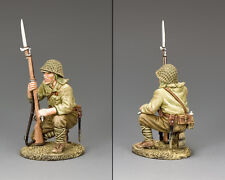 KING AND COUNTRY WW2 Kneeling Japanese Rifleman With Grenade JN33 JN033