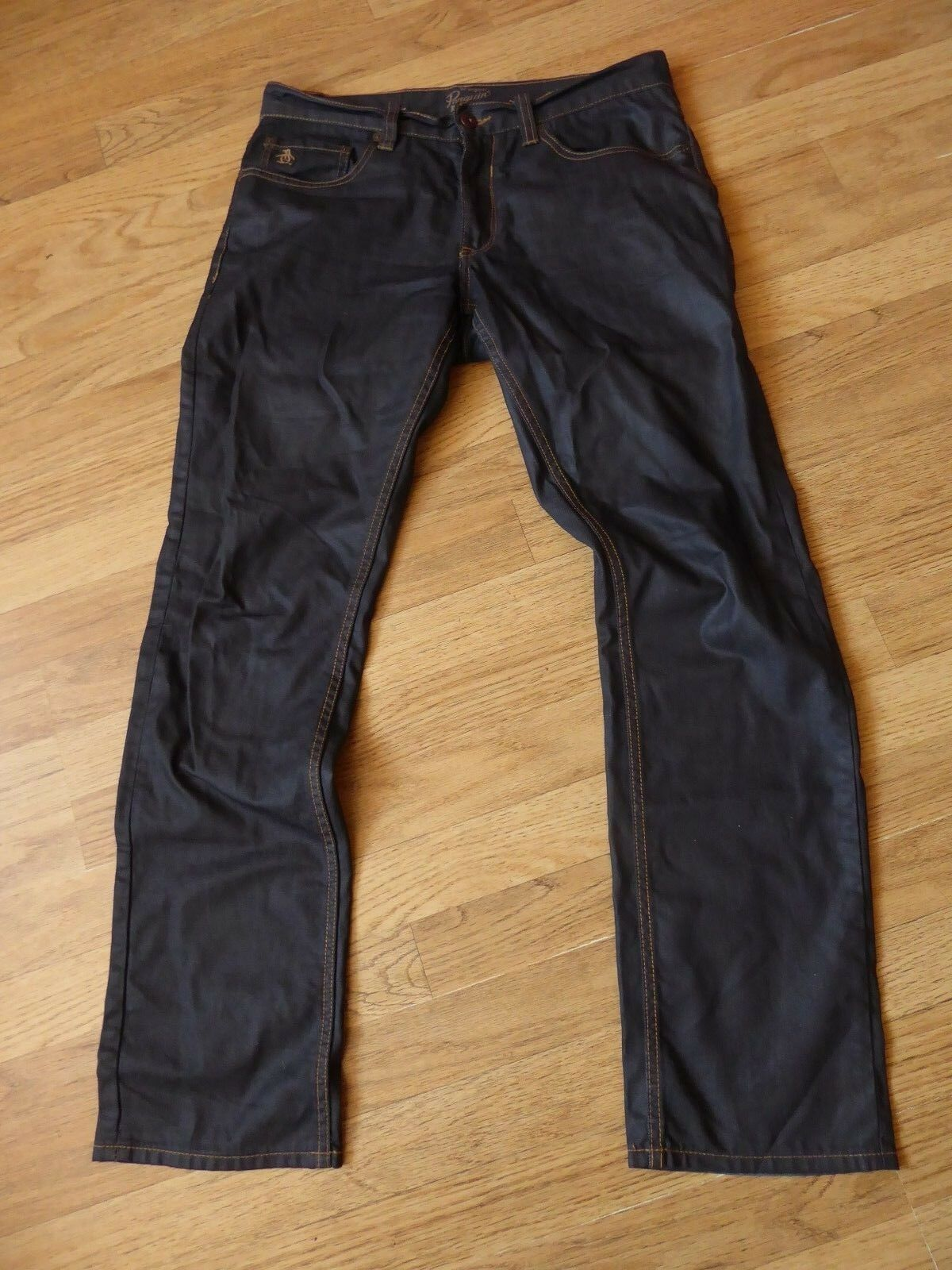 Mens PENGUIN jeans - size 32 32 great condition