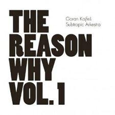 GORAN KAJFES - THE REASON WHY VOL.1  CD NEU
