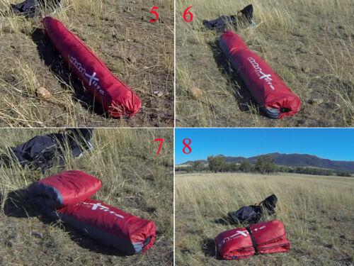Cocoon xlite ZIP Paragliding concertina bag paraglider fast packing bag