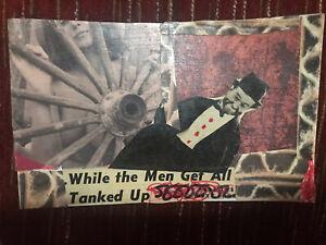 Mail-Art-COLLAGE-by-Steve-Camaro-Original-Postcard-Art-TANKED-UP