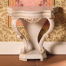 French Style Console Table Doll House Miniature Furniture Hall 1.12th Scale
