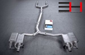 Details about EH Performance Exhaust system for Mercedes Benz C43 AMG