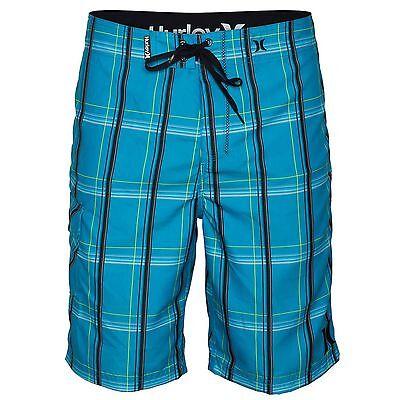 NWT Hurley Big Kids Boys Youth Puerto Rico Board Shorts Size 23 Hyper Jade