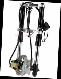 USD-Vordergabel-600mm-in-BLACK-HONDA-Dax-SKYTEAM-Skymax-50