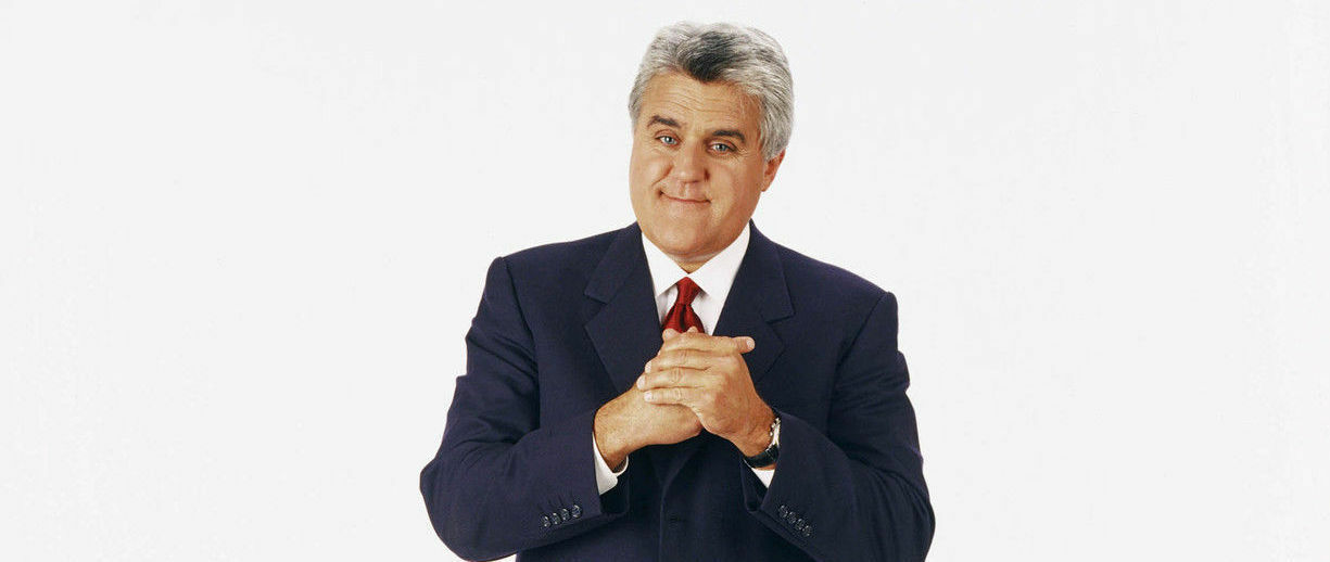 Jay Leno Tickets (18+ or accompanied by adult)