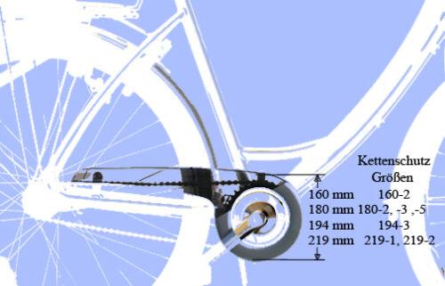 Fahrrad Kettenschutz Biria Bergamont Epple Hercules Phil Roggers Schauff Winora*