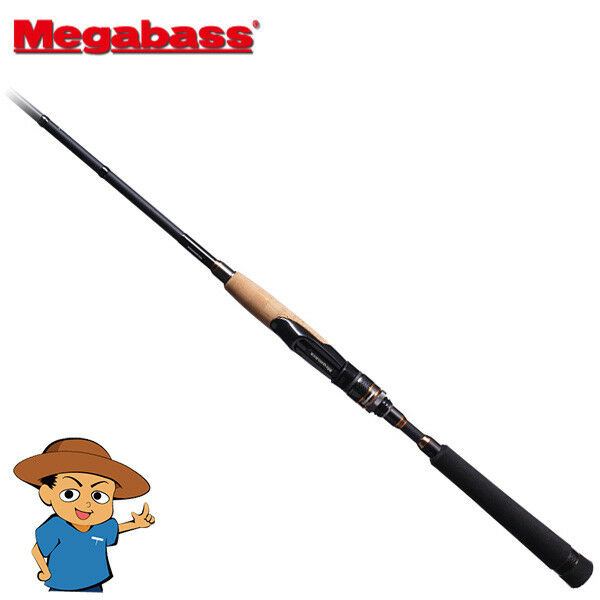 Megabass ASTELION AST101M Medium 10'1 fishing spinning rod from JAPAN