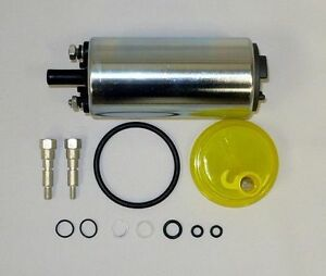 Wsm outboard yamaha 150 250 hp fuel pump with filter 67h for Yamaha outboard fuel filters