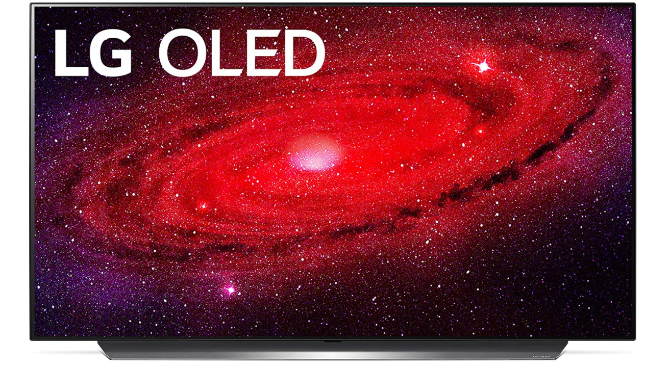 LG OLED48CXPUB Alexa Built-In CX 48 4K Smart OLED TV (2020). Available Now for 1150.00