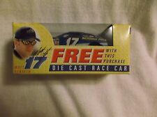 #17 Matt Kenseth Alka Seltzer Die Cast Car. Ford Taurus. 2003 TeamCaliber. New