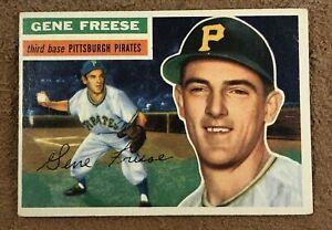 1956-Topps-46-Gene-Freese-DP
