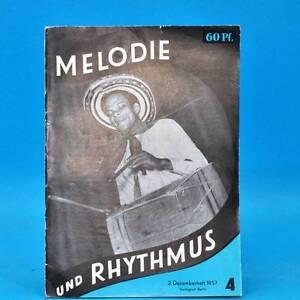 GDR-Melody-and-Rhythm-4-1957-Benjamino-Gigli-Bruno-Droste-Karl-Schnog
