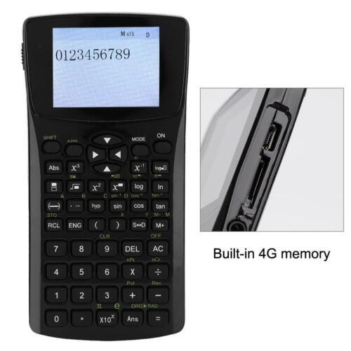 2,4 Zoll E-Book FM MP4 Schulrechner Bürorechner Rechner Taschenrechner