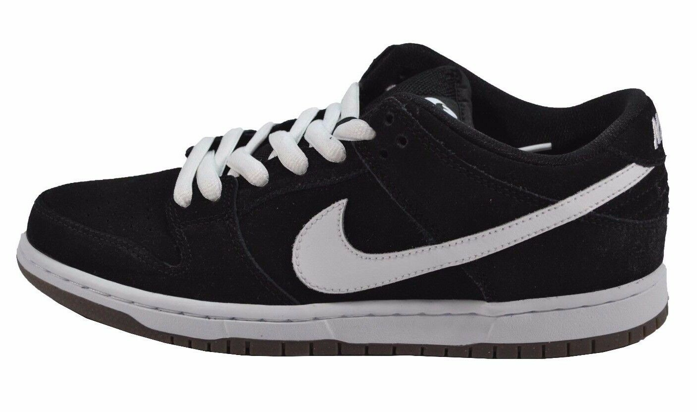 Nike DUNK  LOW PRO SB Noir blanc Skateboarding Discounted  DUNK Hommes  Chaussures 6edfa6