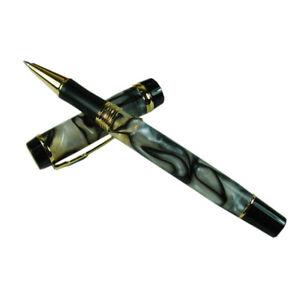 Jinhao Century Series Rollerball Pen Elegant Yellow Celluloid Rolller Ball Pen