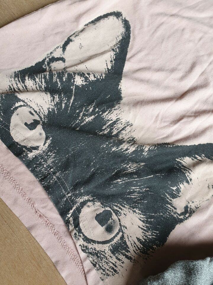 T-shirt, x2 kortærmede, Mini Nümph