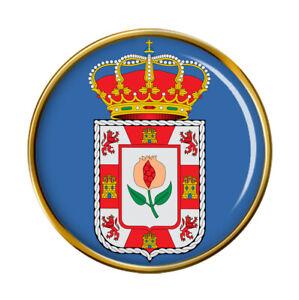 Granada-Espagne-Broche-Badge