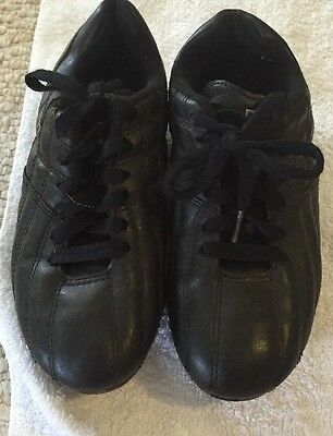 NWT Athletech Boys Girls Child SZ 9M Sports Cleats Black Youth Soccer Shoes