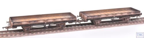 38-854Z Bachmann OO Plate Twin Pack  *TMC Exclusive* with Deluxe Weathering