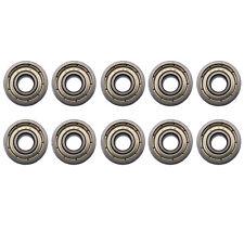 Us Stock 10pcs 605zz 605z Miniature Bearings Ball Mini Bearing 5mm X 14mm X 5mm