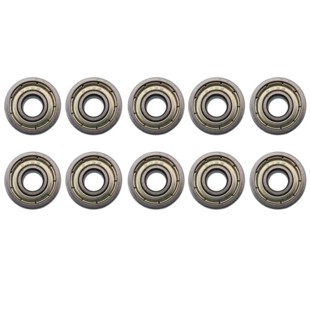 5x 605-2RS Ball Bearing 14mm x 5mm x 5mm Free Shipping 2RS RS Rubber