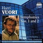 Vuori:Sinfonien 1+2 von Pirila,Hyvinkaa Orchestra (2009)