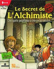 Le Secret de l'Alchimiste - Collection Affaires à suivre - PC MAC - NEUF