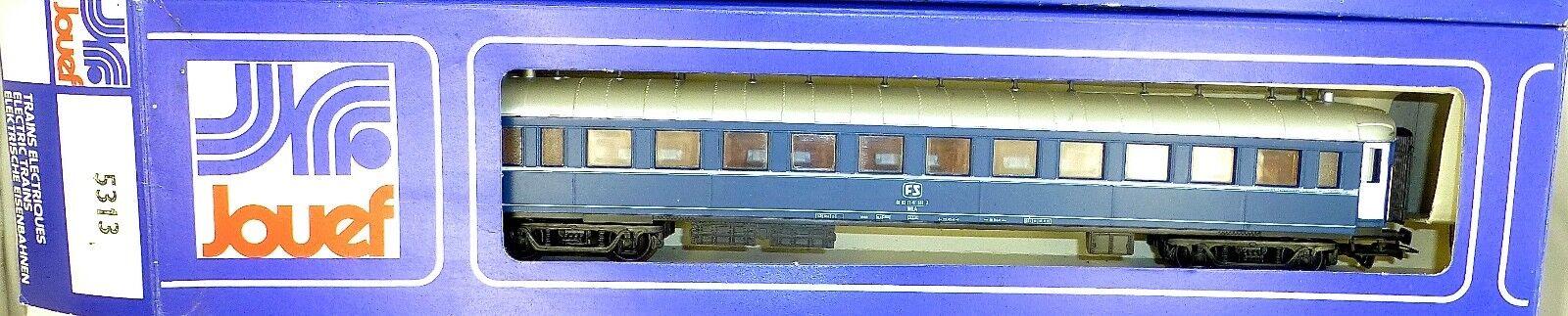 FS Sleeper Wla 61 83 71 41 511 7 Equipped Jouef 5313 1 87 H0 Ovp Ka3 Å