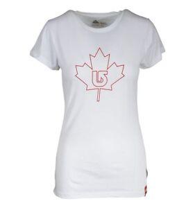 Burton-Womens-T-Shirt-White