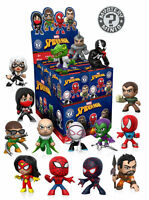 Spider-man Classic Mystery Minis Display Case Of 12 - Instock