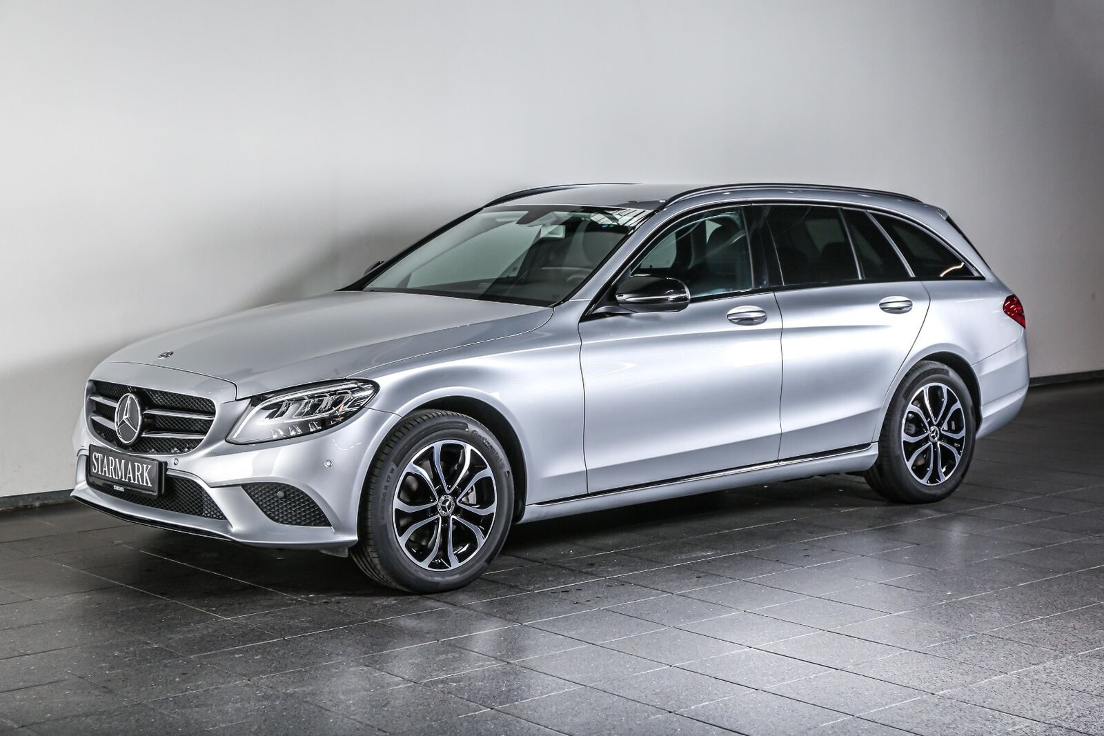 Mercedes C220 d 2,0 Avantgarde stc. aut. 4-M 5d - 489.900 kr.