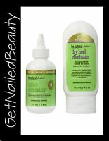 Pro Linc Be Natural Combo Callus Eliminator 4 Oz + Dry Heel Eliminator 4 Oz