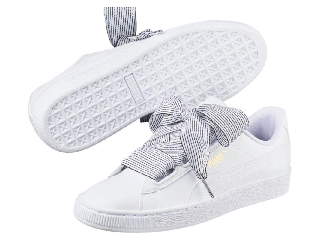 PUMA Basket Heart WN 'S scarpe da da da ginnastica DONNA scarpe da ginnastica SCARPE SPORTIVE 365198-03 c988cd