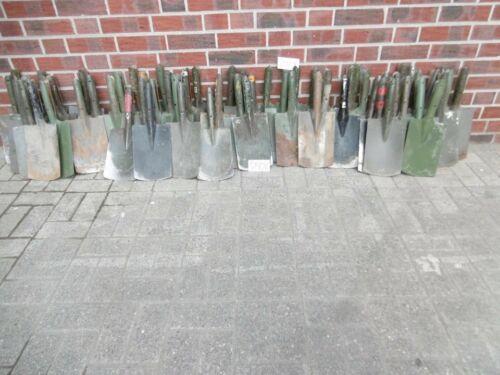 1x SpatenBlatt Pionierspaten Schippe Garten Schaufel  Ex BW Bundeswehr SPA26