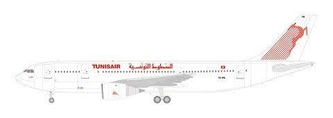 F-rsin 1 144 Airbus A300-600 Tunis Air