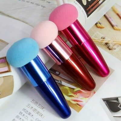 Women's Striking Cosmetic Makeup Foundation Liquid Cream Concealer Sponge Brush