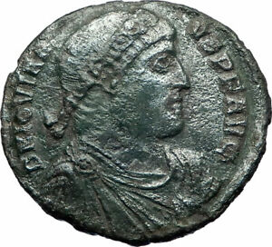 JOVIAN-Rare-Large-AE1-363AD-Constantinople-Authentic-Ancient-Roman-Coin-i73517