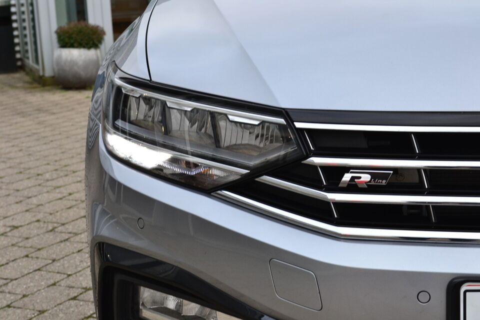 VW Passat 2,0 TSi 190 Elegance+ DSG Benzin aut. Automatgear