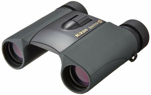 Nikon Sport Star ex10x25wp negro prismáticos ampliación 10-especializada 114//1000 M