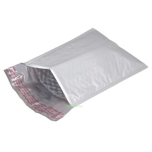 """Bubble Padded Envelope Postage Shipping Mailer Pouch 3/"""" x 6/"""" 5/"""" x 8/"""" 4/"""" x 7/"""""""