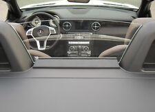 Echtglas Windschott SLK 172,  Orginal Car Glas Design, TÜV geprüft