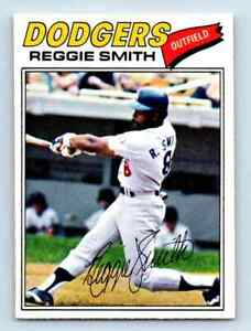 1977-O-Pee-Chee-Must-See-Condition-Reggie-Smith-223