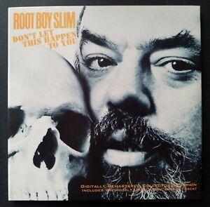 ROOT BOY SLIM don´t let this happen to you CD RIP BANG 2015 (carton sleeve)