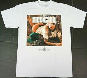 MARIJUANA-HIGH-T-shirt-Weed-420-Pot-Kush-Blunt-Smoke-Tee-Men-039-s-100-Cotton-New
