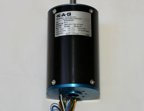 Details about  /NEW KAG ECM75X40//I DC MOTOR