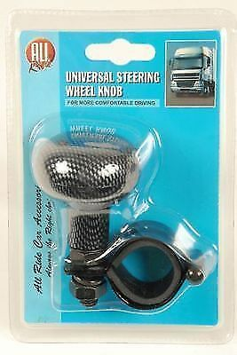 Steering Wheel Knob Spinner Hand Handle Turning Car Lorry Truck Universal Aid